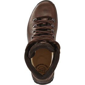 Hanwag Waxenstein Bio Shoes Herren mocca